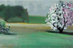 Wiosna-90x30-olej-płótno
