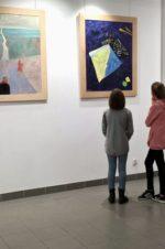 Wystawa Hanki Jankowskiej-Lekszyckiej 10.11.18