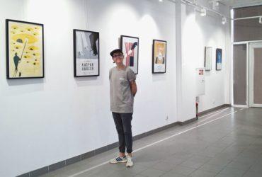 wystawa Justyny Frąckiewicz 13.10.2018