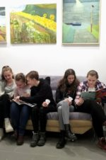 wystawa poplenerowa i targi sztuki 8.12.18