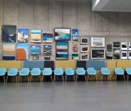 wystawa poplenerowa Fuerteventura 2019 / Mediateka 13.03.19