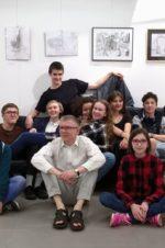 wystawa pracowni Pawła Cabanowskiego 27.04.19
