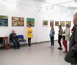 wystawa andrzeja lipskiego 18.10.2019