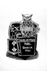 Konkurs Exlibris Mazowiecki 1986