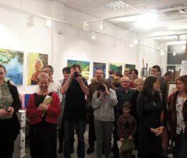 wystawa poplenerowa 2019 i targi sztuki 7.12.2019