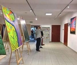 wystawa pawła cabanowskiego / OK w nowym dworze mazowieckim 25.09.2020