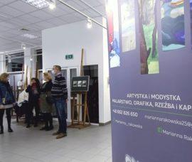 wystawa Marianny Rakowskiej 05.11.2020