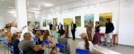 wystawa poplenerowa Żabnica 2020 i zakończenie roku 25.06.21