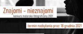 konkurs malarsko-fotograficzny 2021