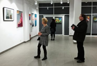 Wystawa słuchaczy Kuby Cwieczkowskiego 09.03.18